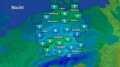 Wetter berlin heute und morgen